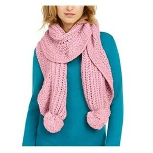 Charter Club Ruffle-Knit Cold Weather Boa Scarf